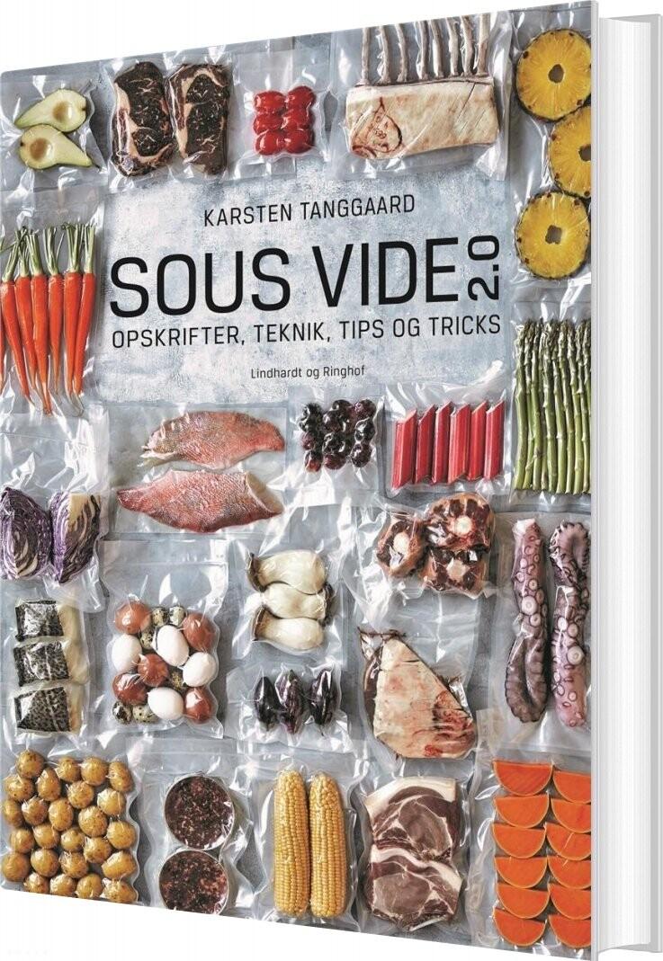 Sous Vide 2.0 - Karsten Tanggaard - Bog