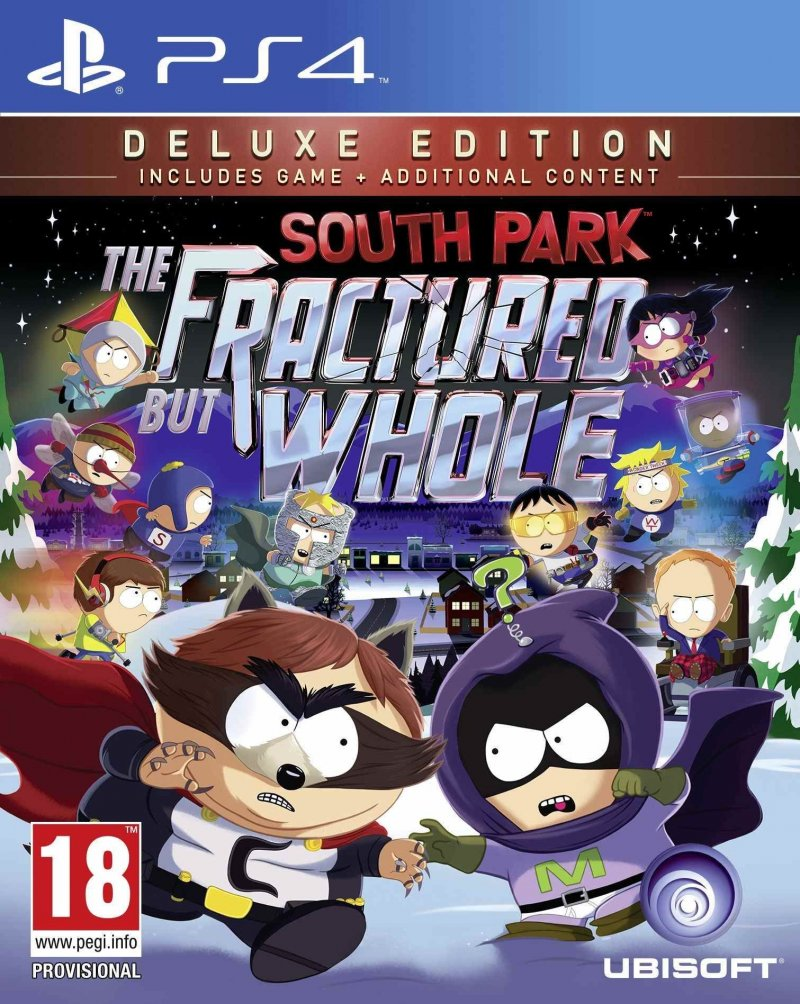 Image of   South Park: The Fractured But Whole (deluxe Edition) - PS4