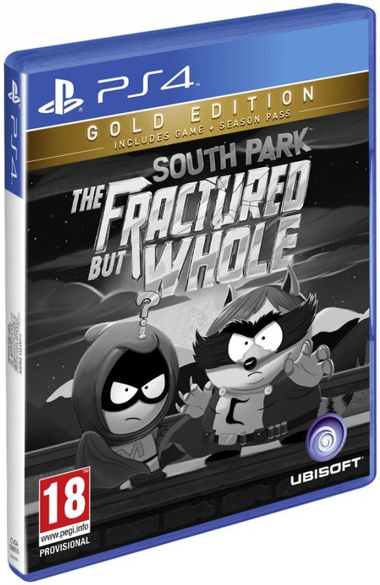 Image of   South Park: The Fractured But Whole (gold Edition) - PS4