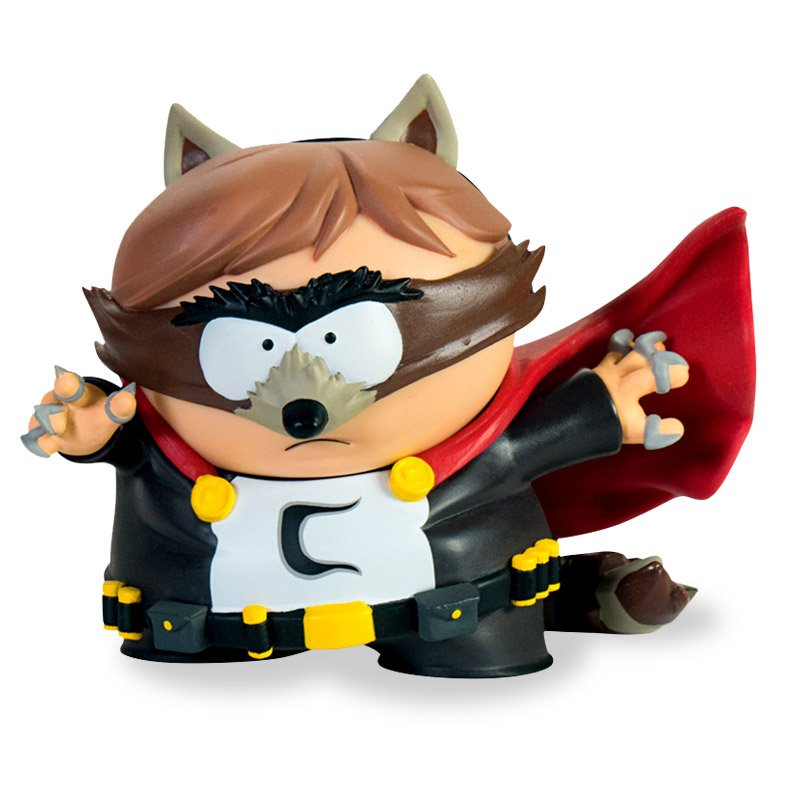 Image of   South Park The Fractured But Whole Figur - The Coon 15 Cm