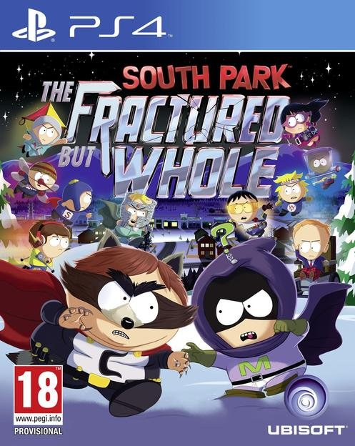 Image of   South Park: The Fractured But Whole - PS4