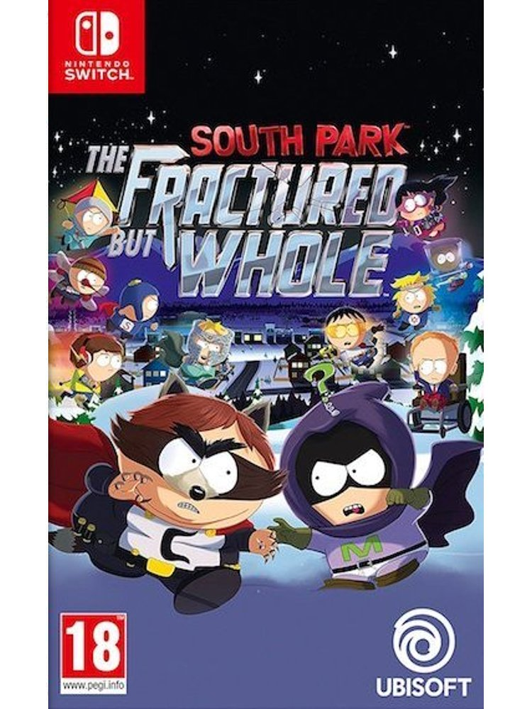 Image of   South Park: The Fractured But Whole - Nintendo Switch