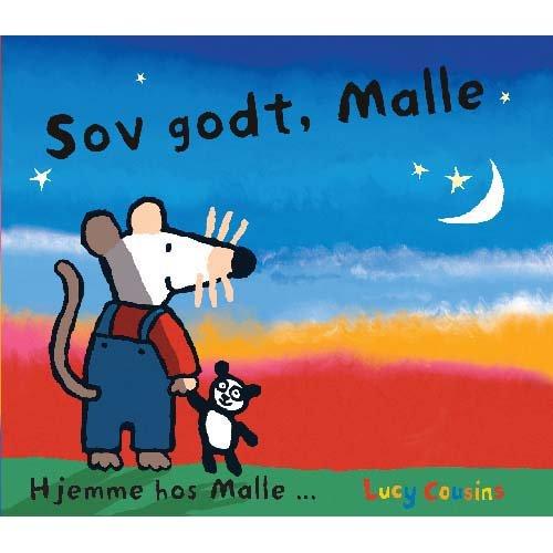 Image of   Sov Godt, Malle - Lucy Cousins - Bog