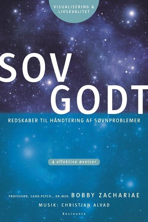 Image of   Sov Godt - Redskaber Til Håndtering Af Søvnproblemer - Bobby Zachariae - Cd Lydbog