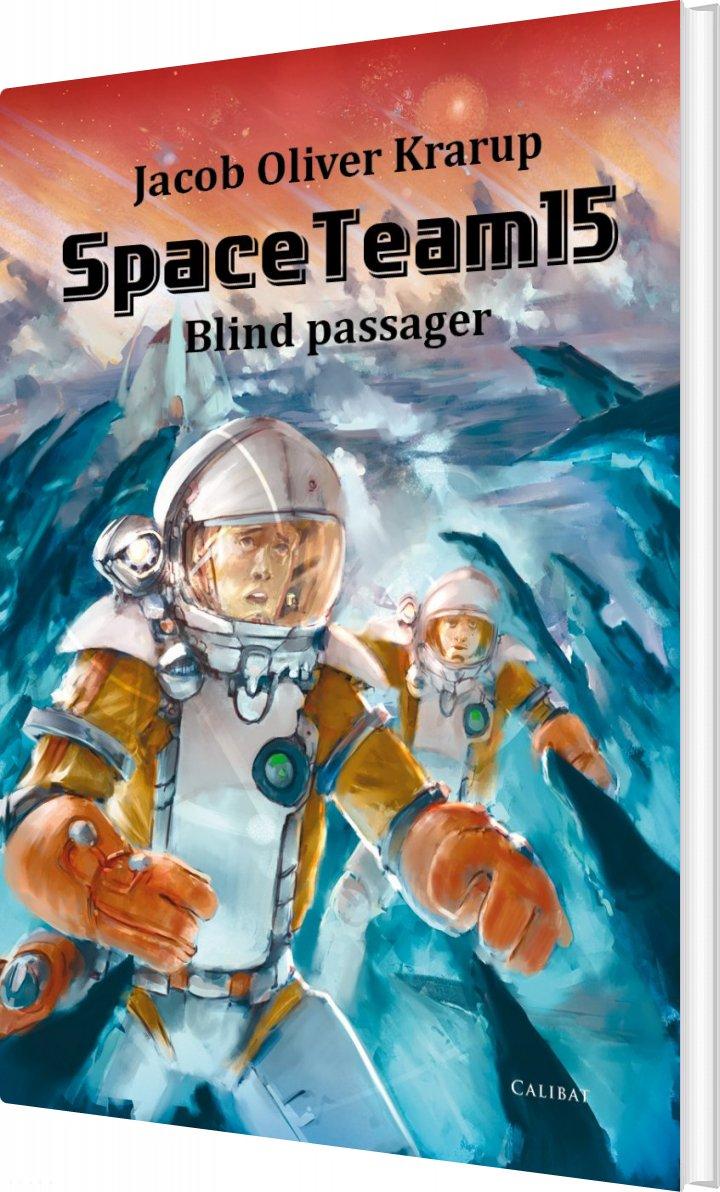 Image of   Spaceteam15 - Jacob Oliver Krarup - Bog
