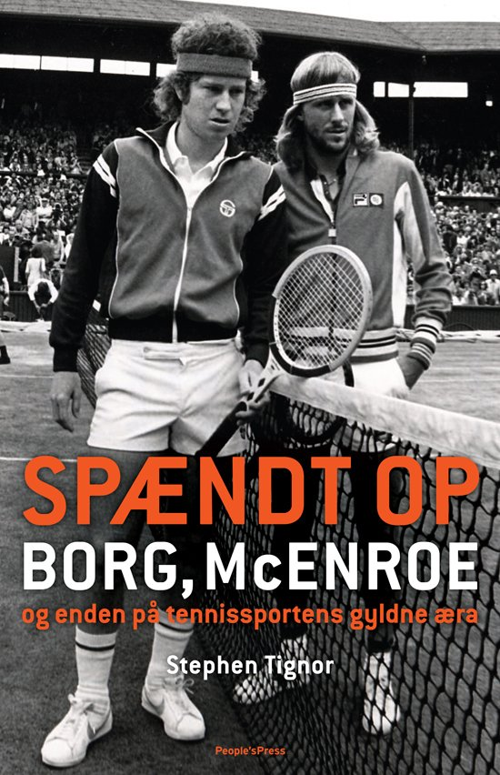 Image of   Spændt Op - Stephen Tignor - Bog