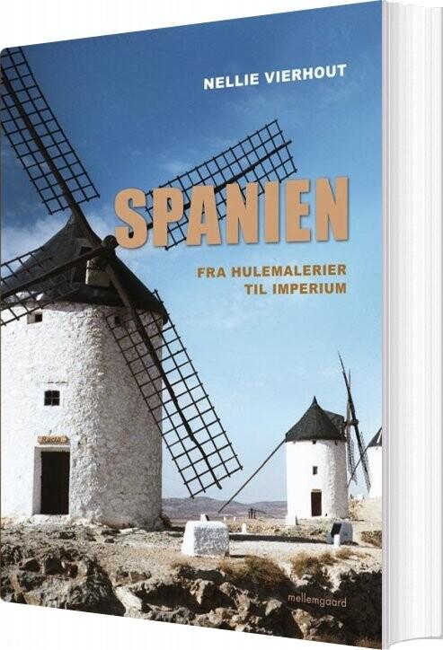 Spanien Af Nellie Vierhout → Køb bogen billigt her