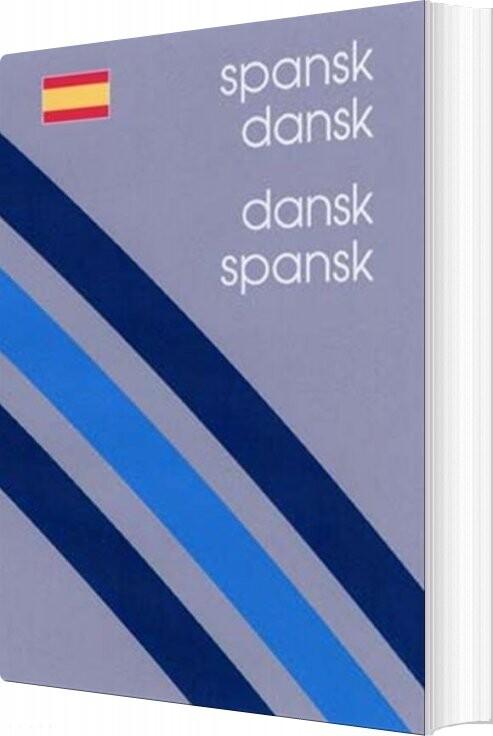 Spansk-dansk/dansk-spansk Ordbog - Ulla Winding - Bog