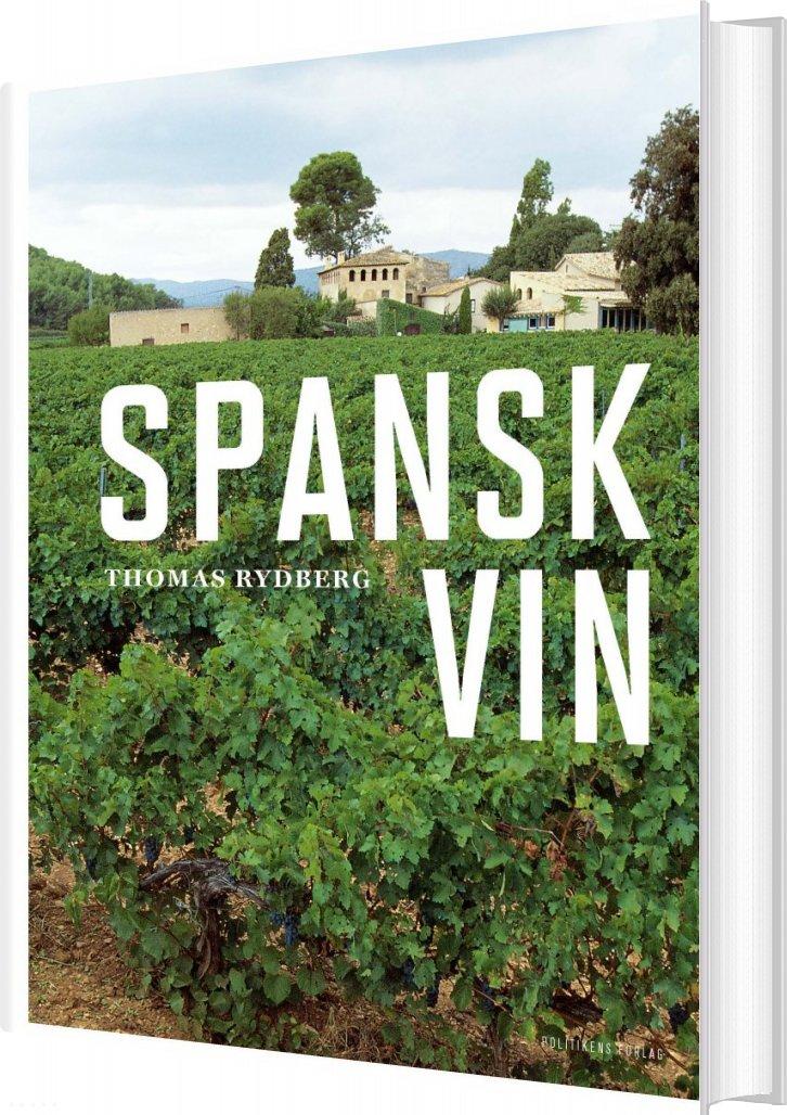 Spansk Vin - Thomas Rydberg - Bog