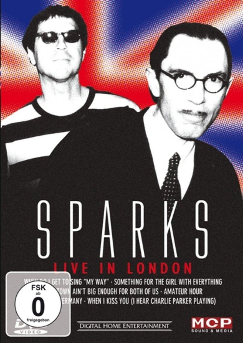 Billede af Sparks - Live In London - DVD - Film