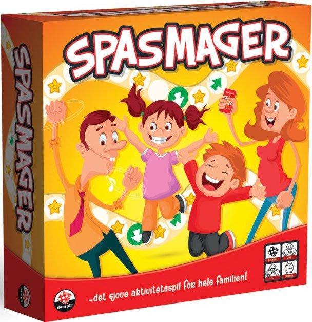 Image of Spasmager - Spil