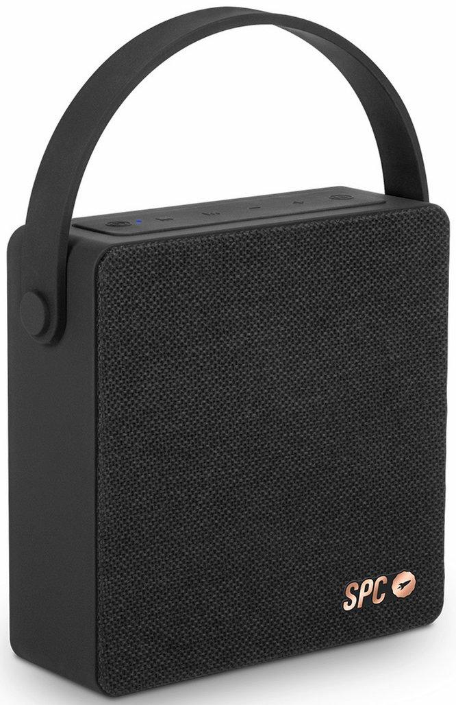 Spc 4412n Big One Bluetooth-højttaler 2.1 2x5w Håndfri – Sort