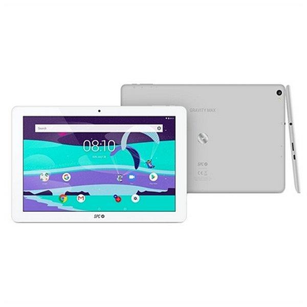 "Spc Gravity Max - 10,1"" Tablet - Hd-ready - 16gb - Bluetooth - Hvid"