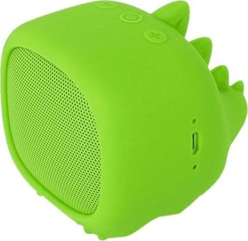 Spc – Trådløs Bluetooth Højtaler Med 3 Timers Musik – Sound Pups – Grøn