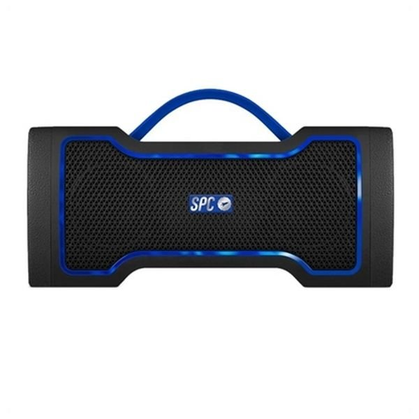 Spc – Trådløs Bluetooth Højtaler Med Fm Radio – 4504a – Blå
