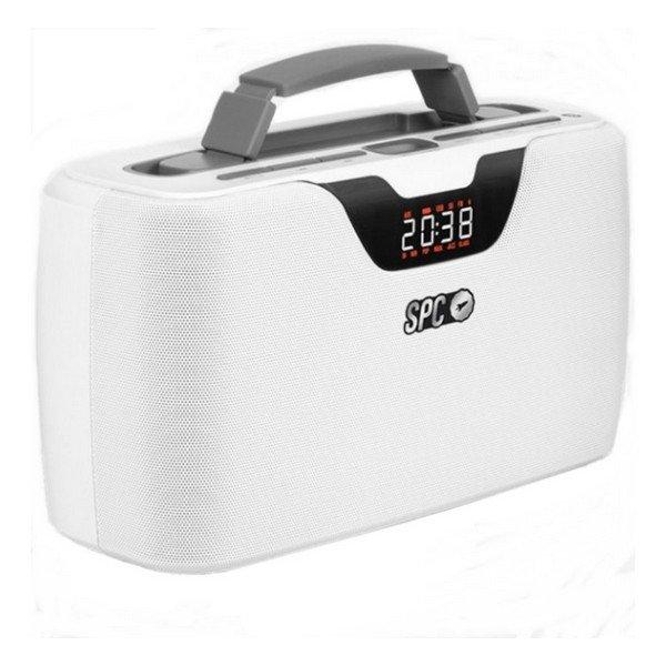 Spc – Trådløs Højttaler Med Bluetooth Og Fm Radio 4503b