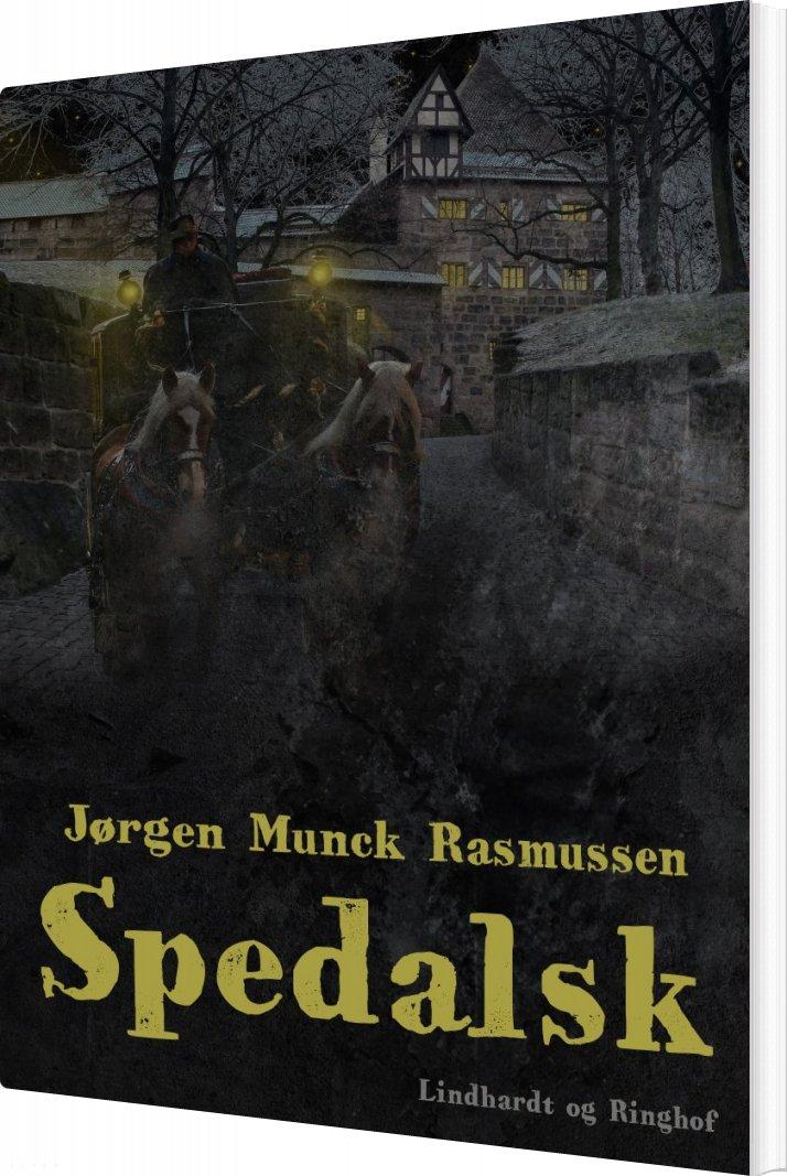 Spedalsk - Jørgen Munck Rasmussen - Bog