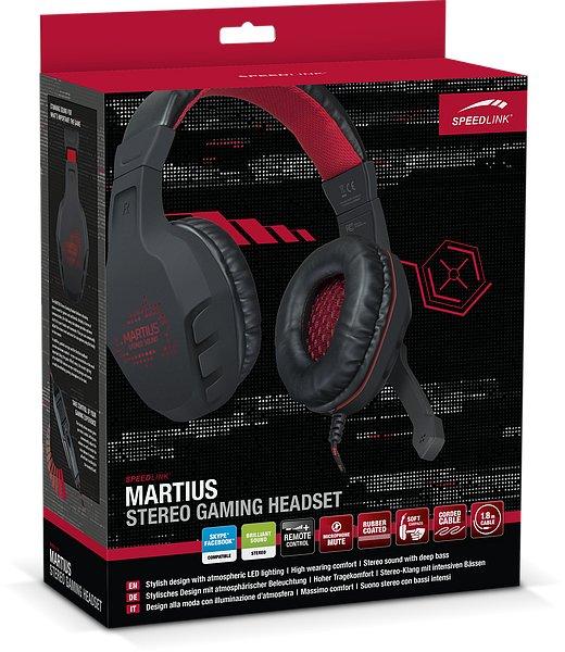 Image of   Speedlink Martius Stereo Gaming Hovedtelefoner