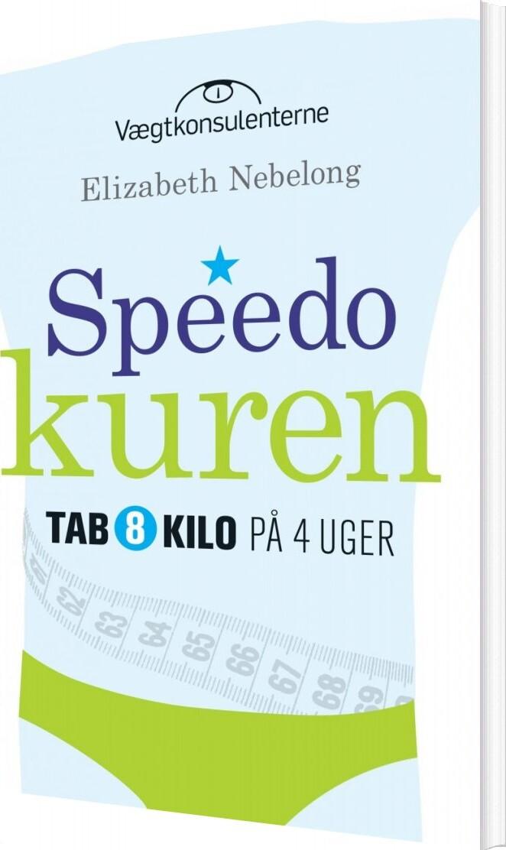 Speedokuren - Elizabeth Nebelong - Bog