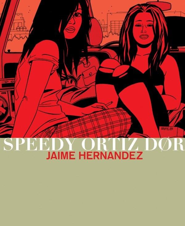 Image of   Speedy Ortiz Dør - Jaime Hernandez - Tegneserie