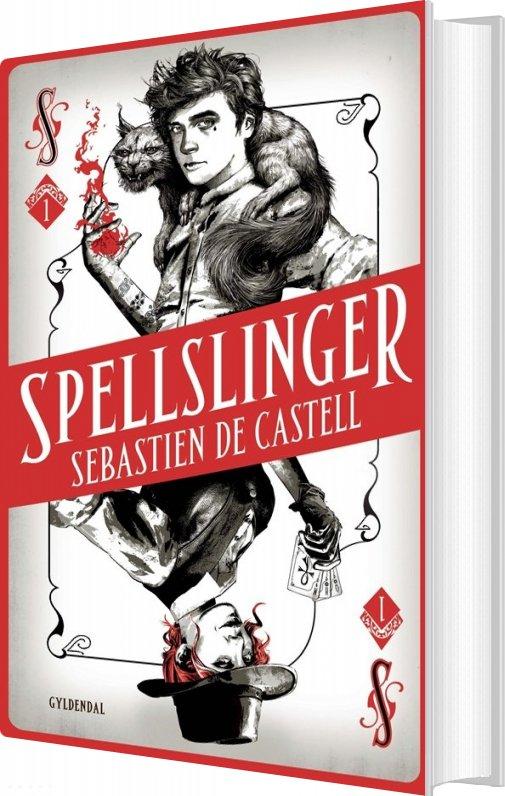 Spellslinger 1 - Sebastien De Castell - Bog