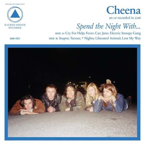 Image of   Cheena - Spend The Night With... - CD
