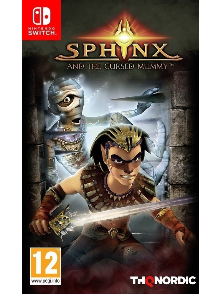 Image of   Sphinx And The Cursed Mummy - Nintendo Switch