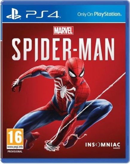Image of   Spider-man - Nordic - PS4