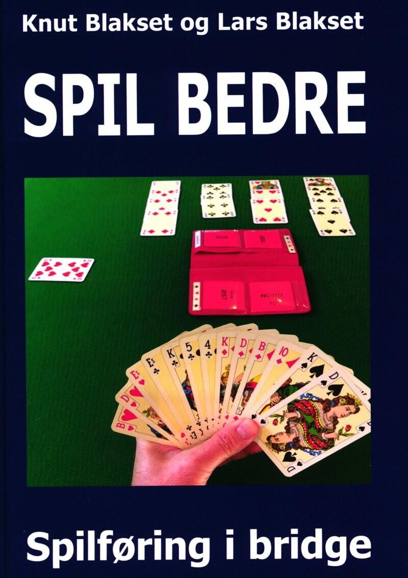 Image of   Spil Bedre - Lars Blakset - Bog