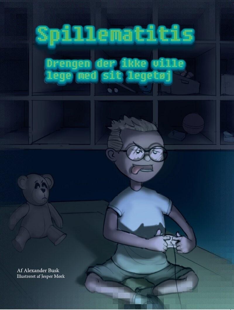 Spillematitis - Carsten Busk - Bog