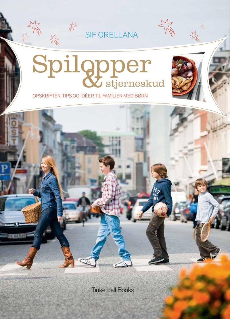 Image of   Spilopper & Stjerneskud - Sif Orellana - Bog