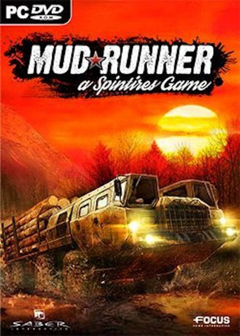Image of   Spintires: Mudrunner - PC