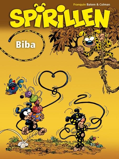 Image of   Spirillen: Biba - Colman - Tegneserie