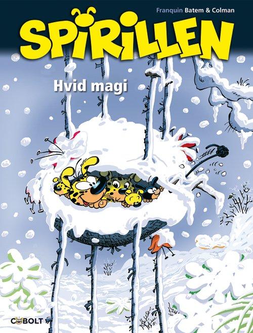 Spirillen: Hvid Magi - Colman - Tegneserie