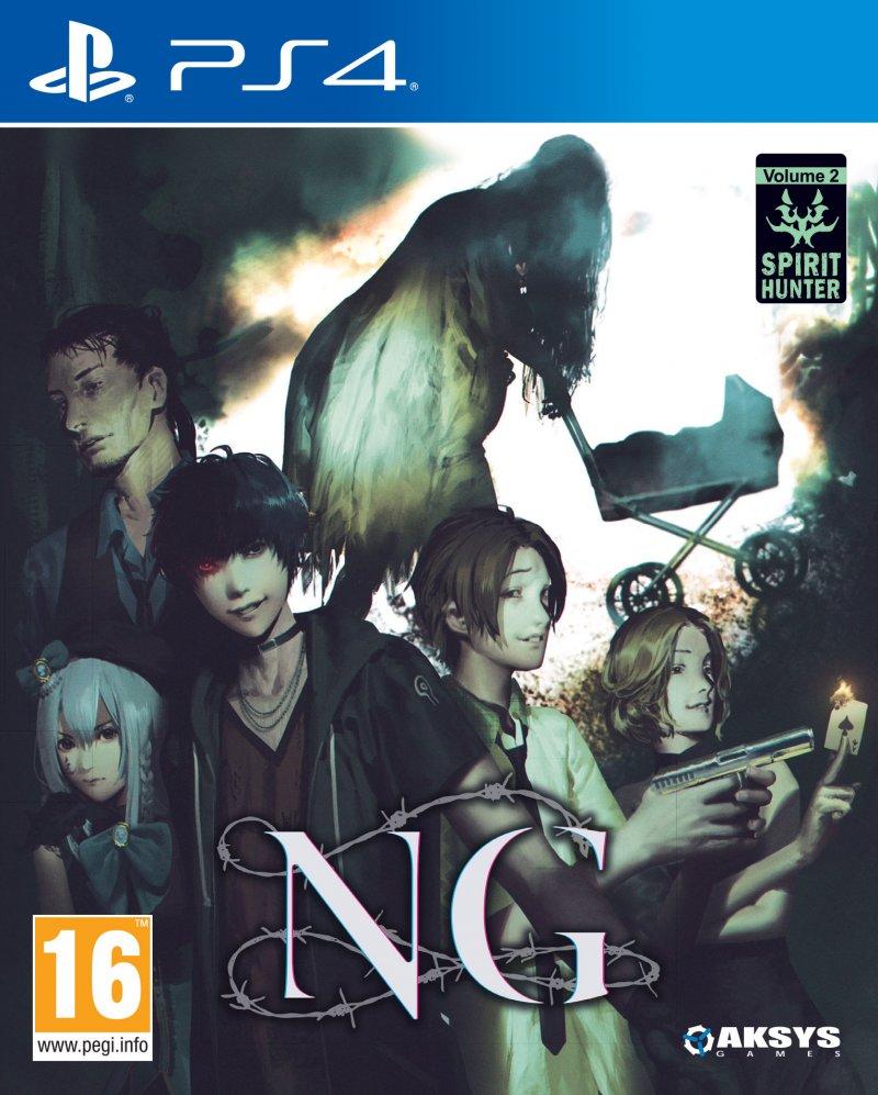 Image of   Spirit Hunter: Ng - PS4