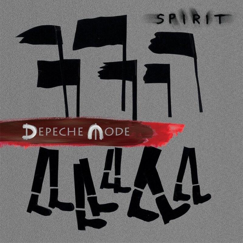 Image of   Depeche Mode - Spirit - CD