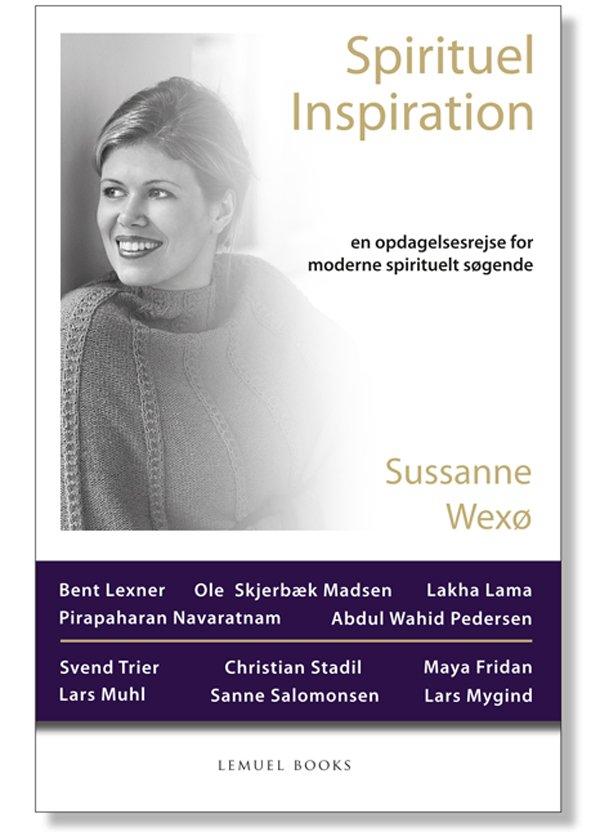 Image of   Spirituel Inspiration - Susanne Wexø - Bog