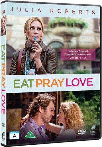 Billede af Eat Pray Love/ Spis Bed Elsk - DVD - Film