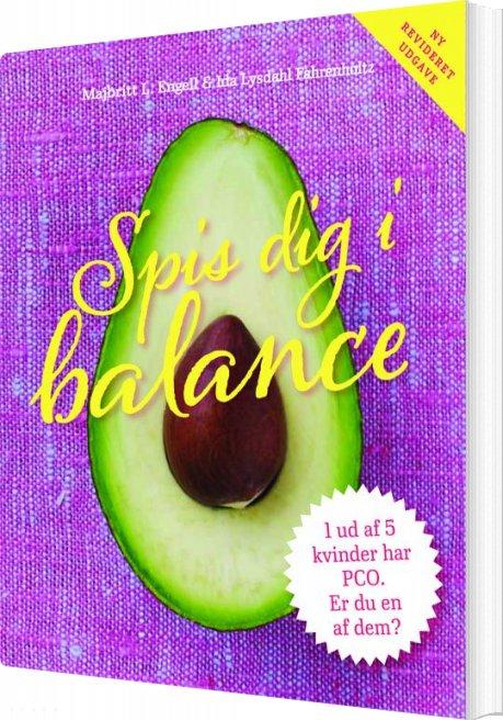 Image of   Spis Dig I Balance - Majbritt L. Engell - Bog