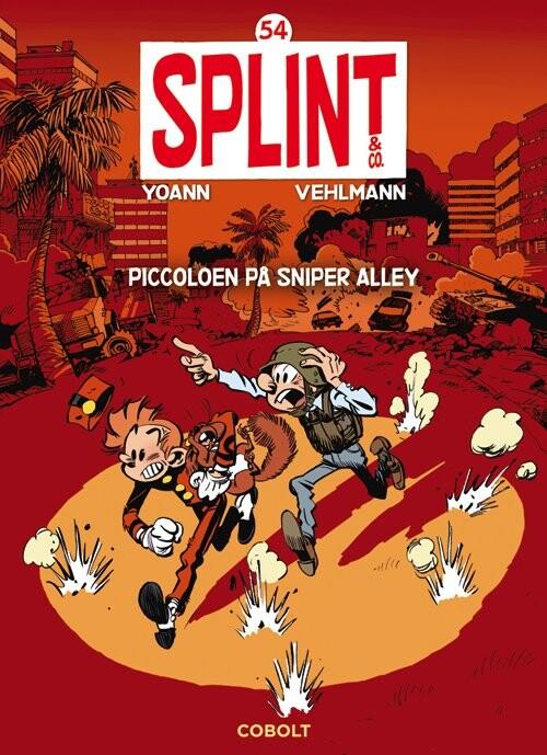 Image of   Splint & Co. 54 - Yoann - Tegneserie