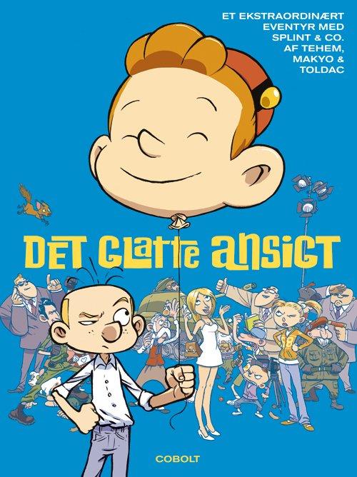 Image of   Det Glatte Ansigt - Splint & Co - Toldac - Tegneserie