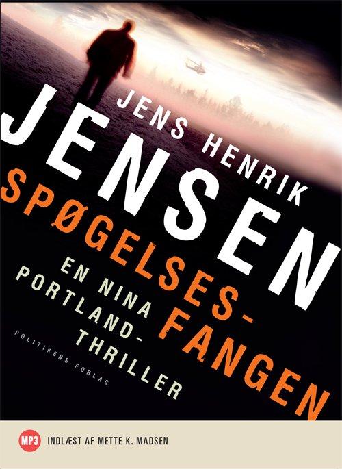 Image of   Spøgelsesfangen - Mp3 - Jens Henrik Jensen - Cd Lydbog