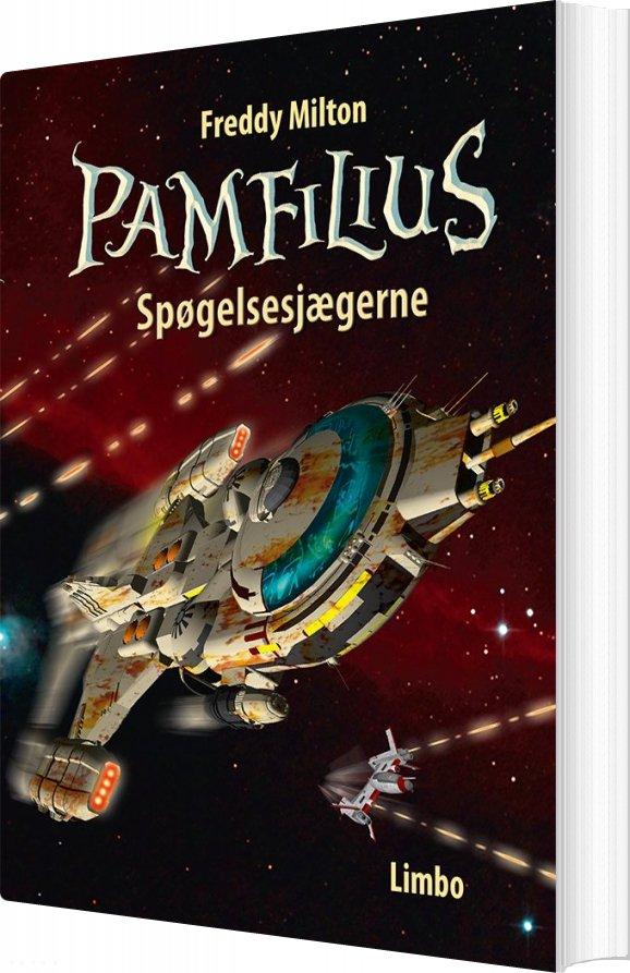 Image of   Spøgelsesjægerne - Freddy Milton - Bog