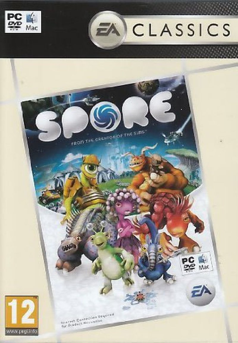 Image of   Spore (classics) - PC