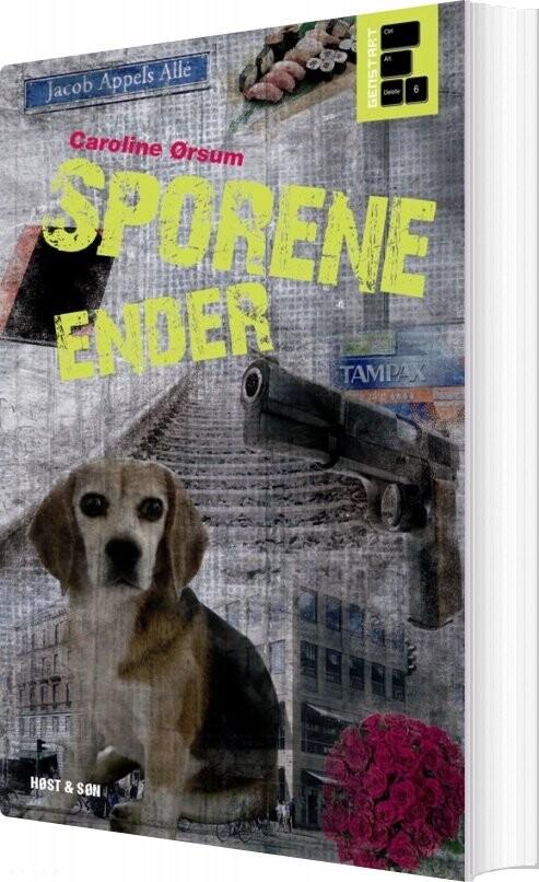 Image of   Sporene Ender - Genstart 6 - Caroline ørsum - Bog