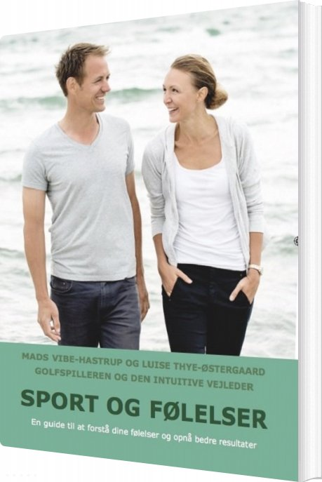 Image of   Sport Og Følelser - Luise Thye-østergaard - Bog