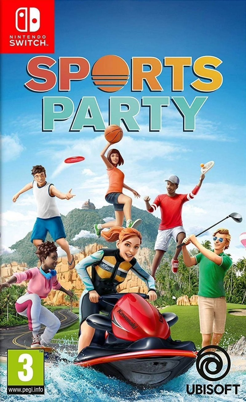 Image of   Sports Party - Nintendo Switch