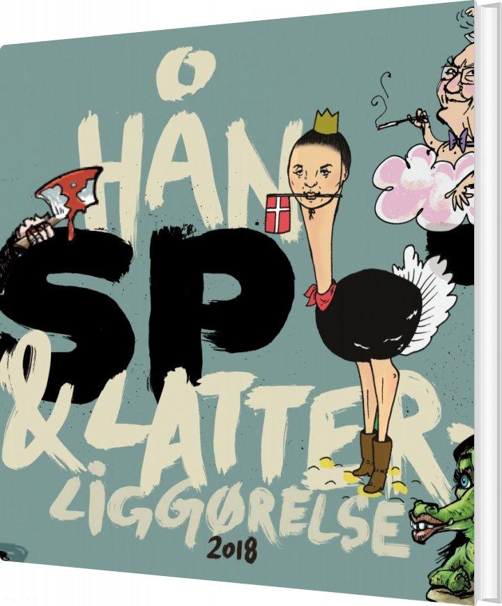 Image of   Spot - Hån & Latterliggørelse 2018 - Diverse - Bog