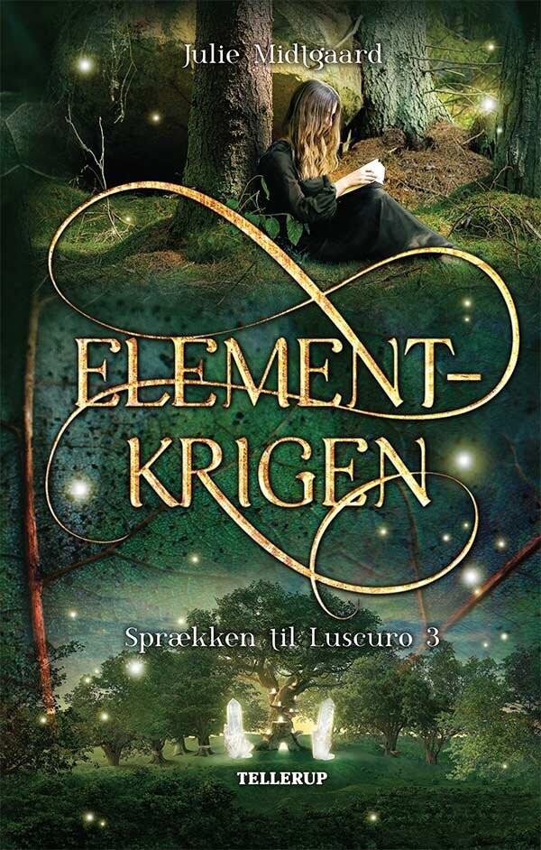 Sprækken Til Luscuro #3: Elementkrigen - Julie Midtgaard - Bog