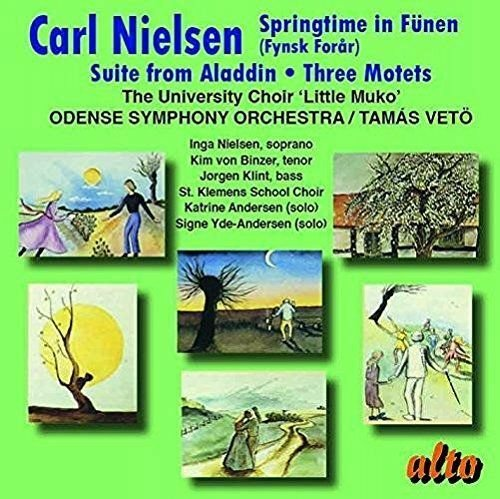 Image of   Carl Nielsen - Springtime In Funen - CD